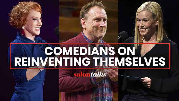 Chelsea Handler, Kathy Griffin and more on finding resilience with comedy