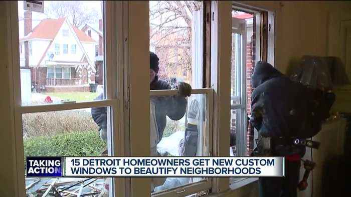 Detroit families in need to receive new Wallside Windows through partnership with Life Remodeled