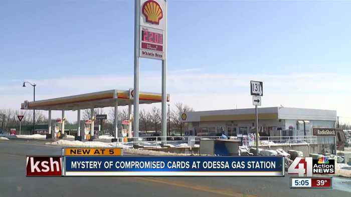 Police investigating compromised credit, debit cards at 'Whistle Stop' gas station