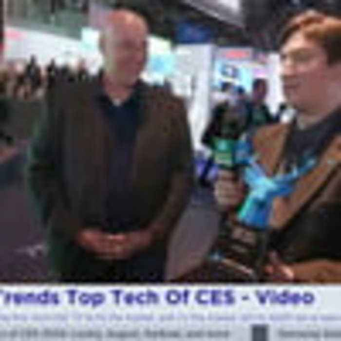 Top Video Tech Of CES – TCL Vidrian | Digital Trends Live – 1.9.20