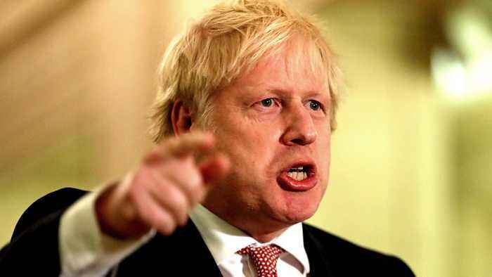 UK PM Johnson offers Northern Ireland financial package
