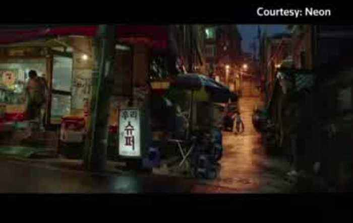 South Korean movie director makes Oscar history