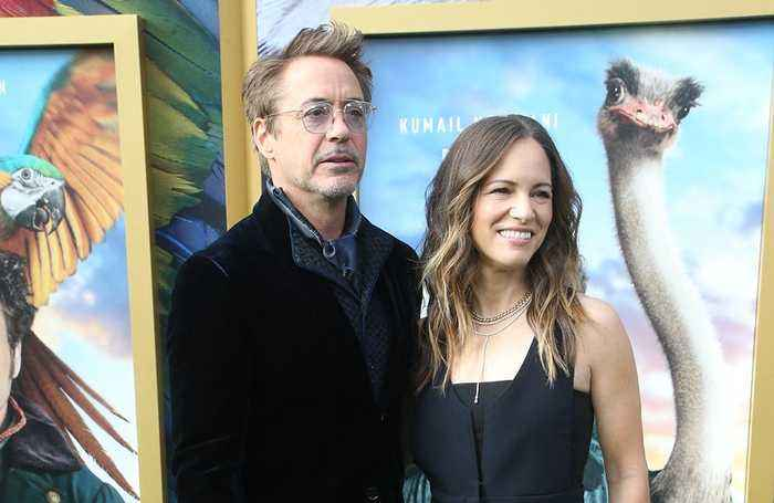 Robert Downey Jr and his wife 'get over bumps quickly' in their marriage
