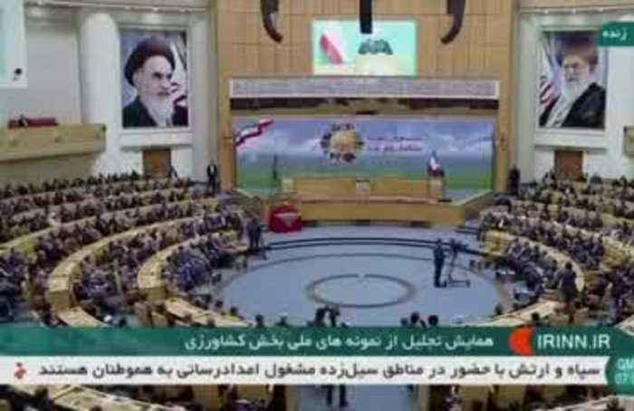 Rouhani: Plane incident 'unforgiveable error'