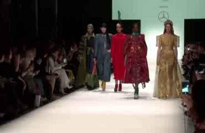 South African designers kick off Berlin Fashion Week