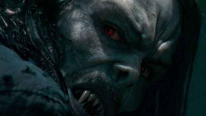 'Morbius' Teaser Trailer
