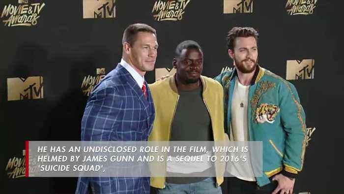 John Cena 'blown away' by 'The Suicide Squad' script