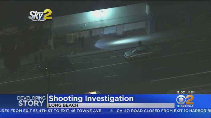 2 Wounded In Shooting At Illegal Gambling Operation In Long Beach