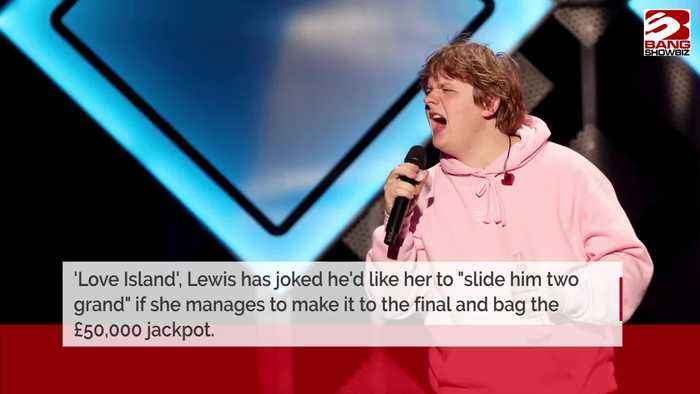 Lewis Capaldi wishes ex Paige Turley 'good luck' on Love Island