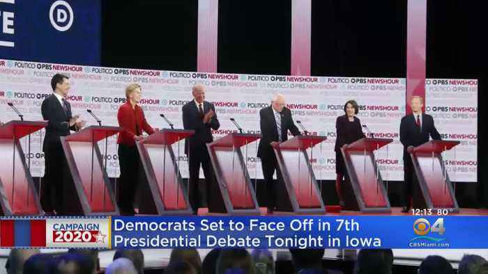 Dems To Face Off In Presidential Debate