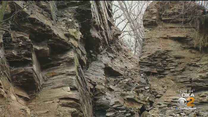 PennDOT: 4,000 Tons Of Rock Has To Come Down After Route 51 Landslide