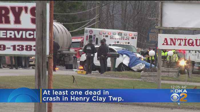 At Least 1 Killed In Henry Clay Twp. Crash