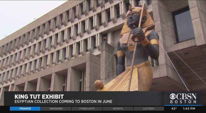 King Tut Exhibition Coming To Boston In June