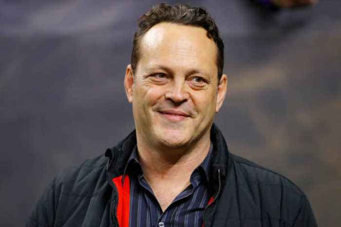 Vince Vaughn Goes Viral After Shaking Trump's Hand at Football Game