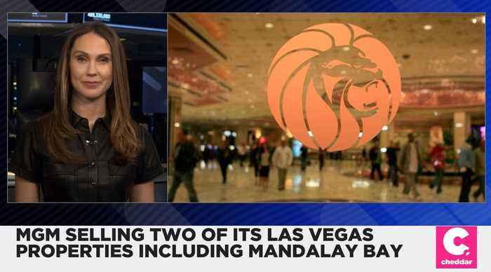 MGM Resorts Will Sell MGM Grand and Mandalay Bay Casinos