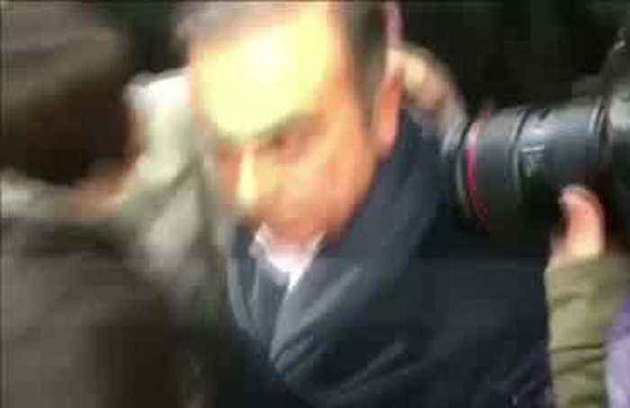 Ghosn: 'Fast planning, fast acting' escape, but no details