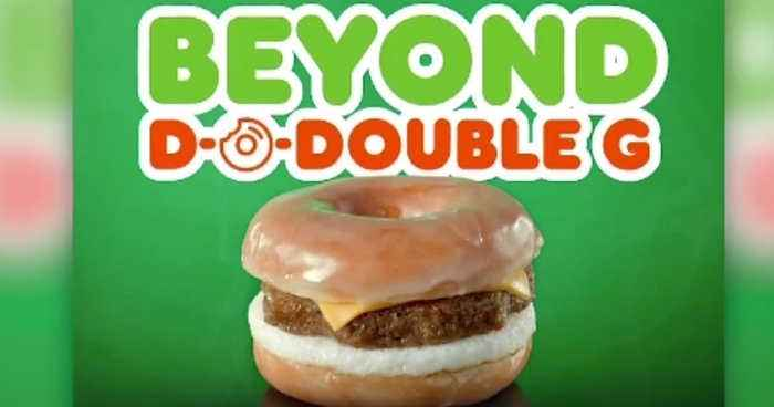 Snoop Dogg Teams up With Dunkin' for Plant-Based 'Beyond D-O-Double G Sandwich'