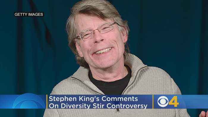 Stephen King's Comments On Diversity Stir Controversy