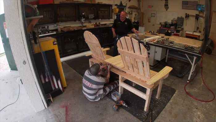 Woodworking program expanding at Pasco County Jail
