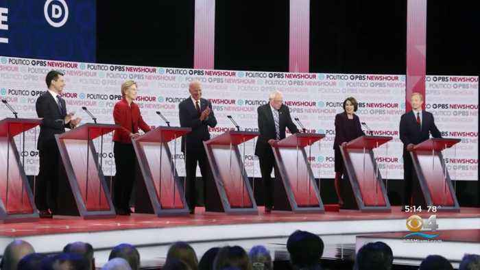 Democratic Presidential Candidates Meeting One Last Time Before Iowa Caucuses
