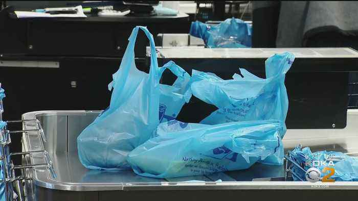 Waterworks Giant Eagle To Eliminate Single-Use Plastic Bags