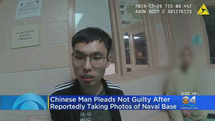 Chinese Man Pleads Not Guilty After Reportedly Taking Photos Of Naval Base