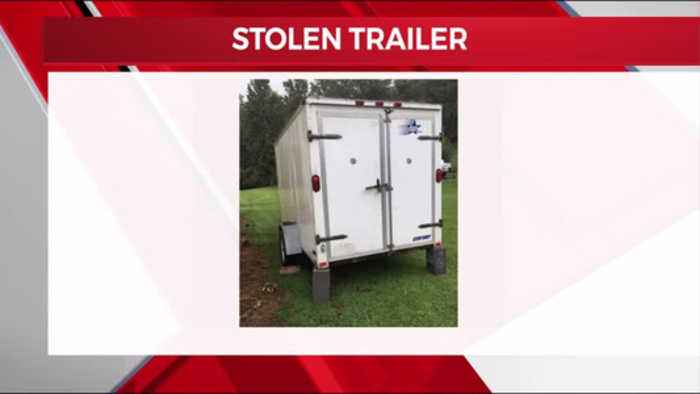 Chattahoogans trailer stolen