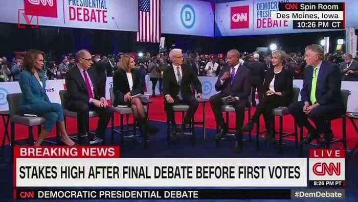 CNN's Van Jones Sums Up Democratic Debate as 'Dispiriting,' with No Evidence to Defeat President Trump