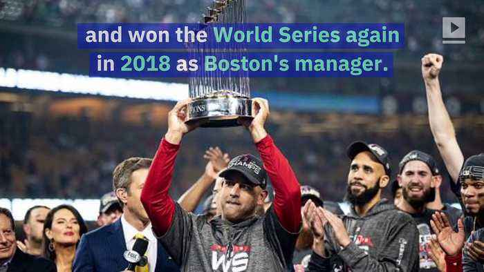 Alex Cora and Red Sox Part Ways Amid Sign-Stealing Controversy