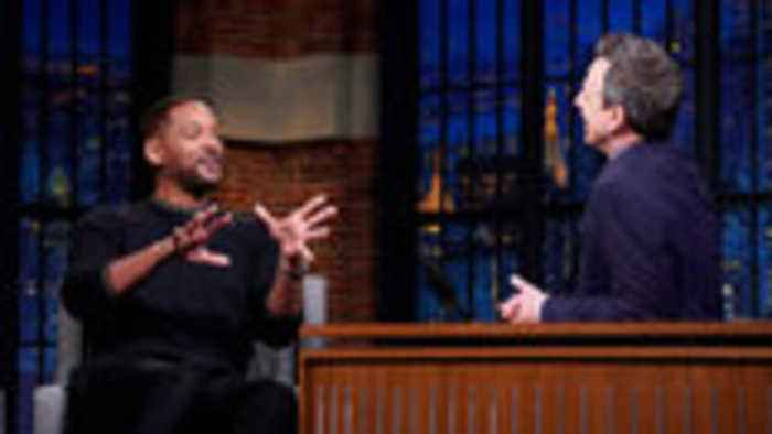 Will Smith Opens Up About Early Career on 'Late Night With Seth Meyers' | Billboard News