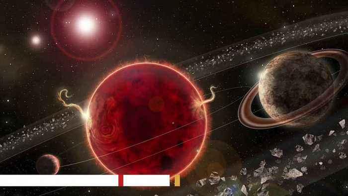 A Super-Earth Might Be Orbiting Proxima Centauri, Closest Star To Sun