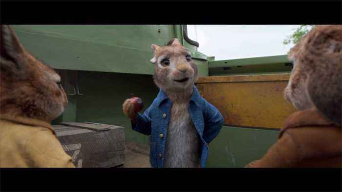Margot Robbie, Rose Byrne, Elizabeth Debicki In 'Peter Rabbit 2: The Runaway' New Trailer