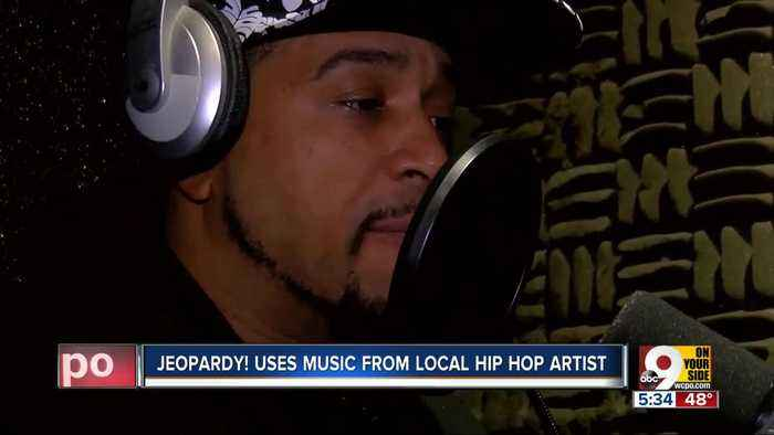 Local hip-hop artist's song featured in 'Jeopardy!' commercial