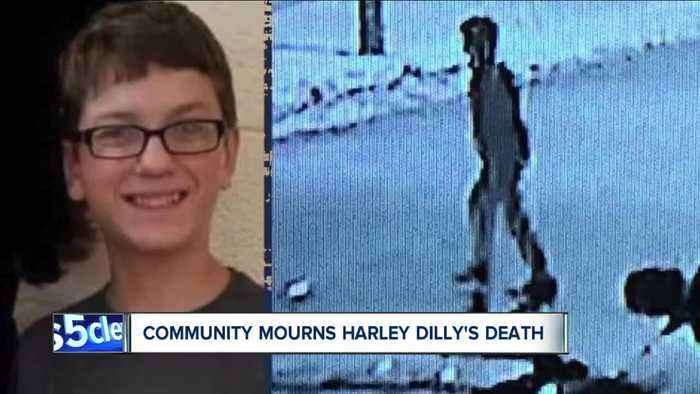'It appears to be accidental': Police say Harley Dilly was found in chimney of unoccupied home