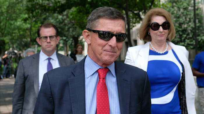 Michael Flynn Asks To Withdraw Guilty Plea