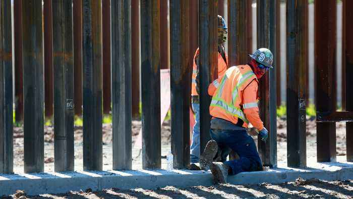 Pentagon Is Ready To Provide More Financial Support For Border Wall