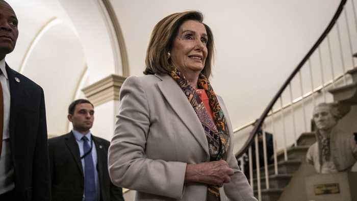Pelosi Announces Impeachment Managers For Senate Impeachment Trial