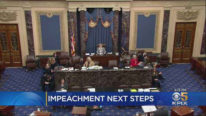 Next Phase Of Impeachment Process Begins After Delivery Of Formal Articles Of Impeachment