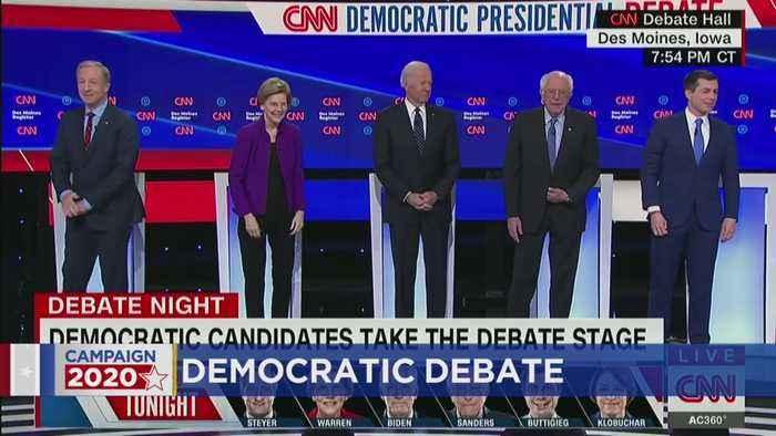 Dems Duke It Out In Last Pre-Primary Debate