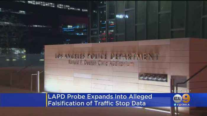 20 Officers Reassigned As LAPD Probe Into Falsified Reports Expands
