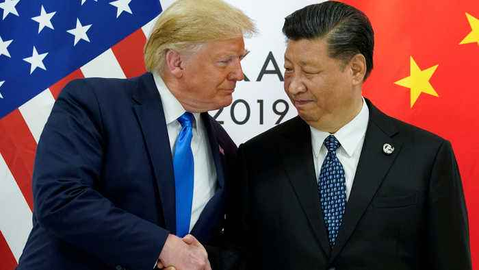 US and China are set to sign phase-one trade deal