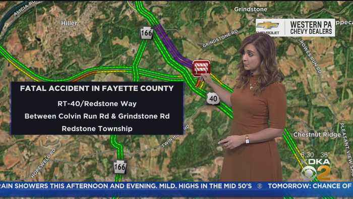 2 Dead In Redstone Township Crash