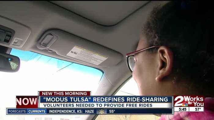 'Modus Tulsa' redefines ride-sharing