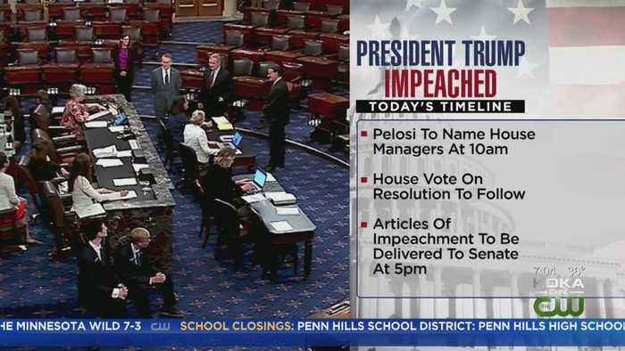 Historic Vote Expected Today As Impeachment Case Moves Forward