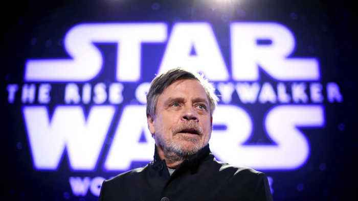 Mark Hamill quits Facebook over political ads controversy