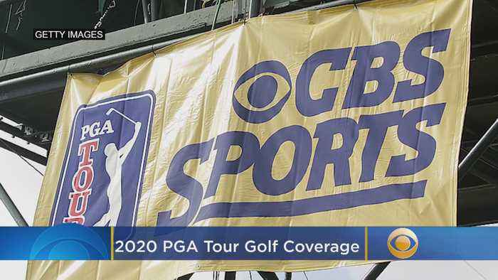 2020 PGA Tour Golf Coverage From CBS Sports
