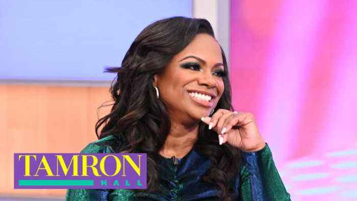 Kandi Burruss Talks Surrogacy & How Her Reality Fame Pays Off