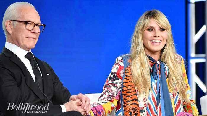 Heidi Klum and Tim Gunn on Why They Made 'Making the Cut' | THR News