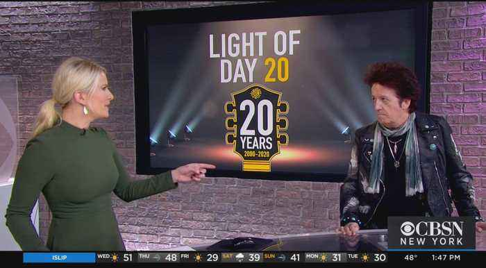 Musician Willie Nile Talks About Light Of Day Foundation's Winterfest To Battle Parkinson's Disease