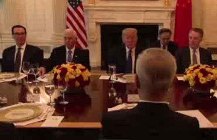 Trump calls U.S.-China relationship 'best it's ever been'